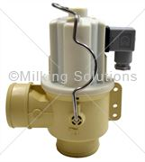 MS Valve Dump 50mm 24V AC (50-60Hz)