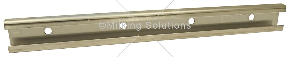 Bracket Slide Vertical 400mm S/S